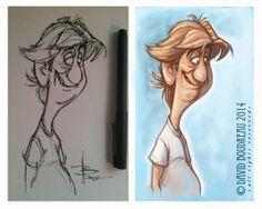 Floyd Favorite Words, My Favorite Things, Cartoon Drawings, Illustrators, Character Design, Cartoons, David, Sketches, Characters