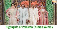 @DESIblitz #Pakistan #Fashion Week 6 presents Weddings of Asia ~ Highlights: http://www.desiblitz.com/content/highlights-pakistan-fashion-week-6