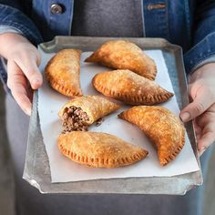 The Natchitoches meat pie, filled with a savory mixture of beef, pork, and the Cajun trinity, is one of Louisiana's most beloved snacks.