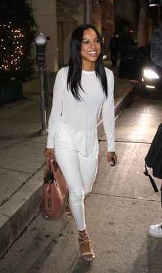 """Lance Gross, Cory Hardrict & More At The HBO and ABFF """"Ballers"""" Celebration +Christina Milian & Karrueche Tran Dine Out In LA"""