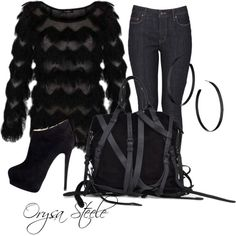 """""""Runway Chic"""" by orysa on Polyvore"""
