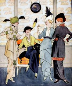 London 1914 Fashion... more on my website