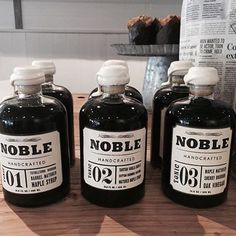 Sweet Sundays with Noble Handcrafted Maple Syrup