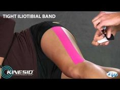Kinesio Taping for Tight IT Band