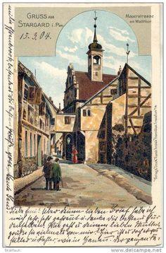 Mauerstraße. 1904