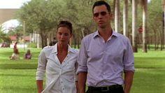 "Burn Notice 2x08 ""Double Booked"" - Michael Westen (Jeffrey Donovan) & Fiona Glenanne (Gabrielle Anwar)"