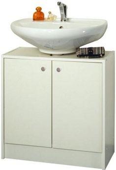 MB Domus Skříňka pod umyvadlo LU02, bílá - 0