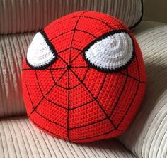 Hey, I found this really awesome Etsy listing at https://www.etsy.com/listing/278372794/spiderman-inspired-round-catter-cushion