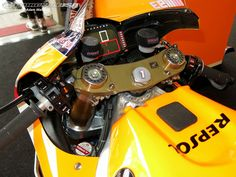 Inside the Honda RC213V MotoGP Prototype - Motorcycle USA