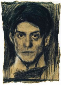Picasso - Self Portraits in Chronological Order 1901-1972 (3)