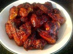 Sticky BBQ chicken wings | Ramadanrecepten.nl