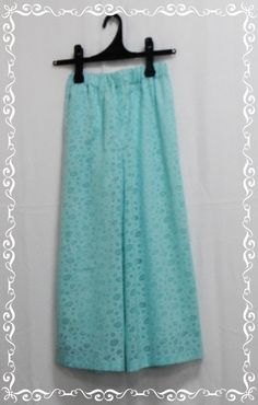 イメージ 1 Dress Patterns, Sewing Patterns, How To Make Diy, How To Wear, Easy Wear, Trousers, Pants, Diy And Crafts, Summer Dresses