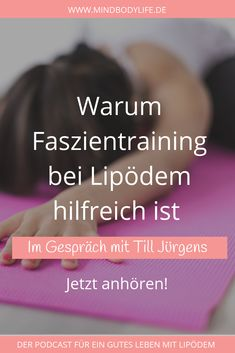 Effect of trampoline jumping & fascia massages on the connective tissue - in this podcast episode physiotherapist Till Jürgens talks about the important . - Harny - Home Decor Wellness Fitness, Health Fitness, Physical Fitness, Trampoline Jump, Workout Humor, Weight Loss Diet Plan, Workout Videos, Self Help, Fun Workouts