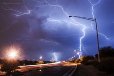 Freeway Storm by Greg McCown on 500px