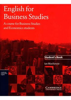 Cambridge english for business studies by Anna Dalin via slideshare