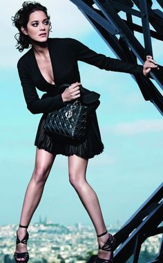 Marion Cotillard for Dior