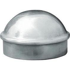 midwest air 178 post cap 328559c unit each silver