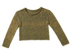 Strickmuster: Garnmix-Pullover stricken - eine Anleitung - BRIGITTE