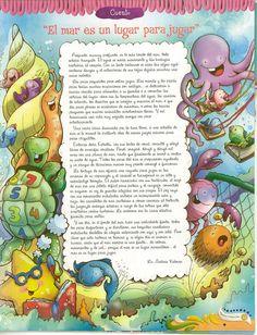 El rincon de la infancia: ♥ Cuento (El mar es un lugar para jugar ♥
