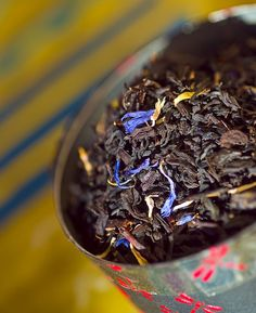 Blue Mountain Tea