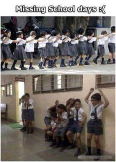 20 Ideas For Party Quotes Funny Fun School Life Quotes, My School Life, Missing School Days Quotes, Childhood Memories Quotes, School Memories, Funny School Jokes, School Humor, Cute Love Songs, Cute Funny Quotes