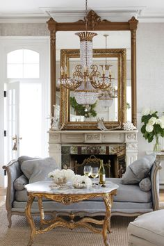 4 Mirror Styles Every Home Needs - The Chriselle Factor