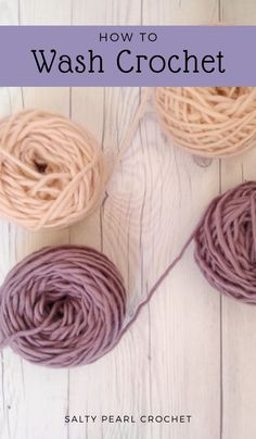 How to care for your Crocheted items with these 7 tips. Care for Your Crocheted Hats, Scarves and Garments Without Stress. Source by crzuehlke Crochet Deer, Crochet Yarn, Free Crochet, Crocheted Hats, Crochet Sweaters, Crotchet Patterns, Crochet Stitches Patterns, Yarn Crafts, Sewing Crafts