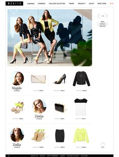 MOHITO 2013 on Web Design Served