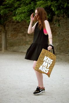 quality design c0c10 a0ab2 Eva s blog - air max leopard, nike, blog, outfit, black dress Nike
