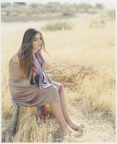 Victoria de Talhora | 100% natural cashmere & silk