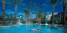 5 Pools Open year around in Las Vegas.