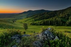 Amazing nature of the Altai territory in landscapes 08