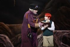 James and the Giant Peach, March 14–March 29, 2015 at the Alliance Theatre
