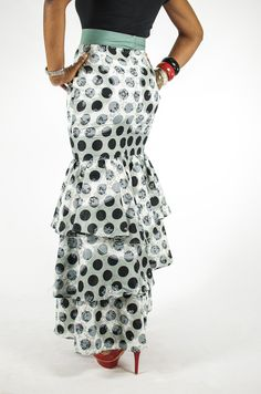 From Fafali Boutique an African unisex online store located in Boston, MA