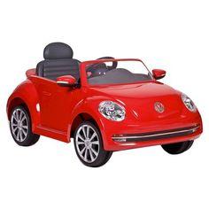 Aria Child 6V RIDE ON VW BEETLE