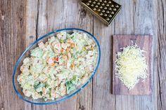 Hei oppskrift-onsdag! I dag får dere servert en kjøttfri grateng som smaker helt fantastisk – grønnsaksgrateng med pestosaus! Jeg brukte bare alt vi hadde av grønnsaker i kjøleskapet, så dette er perfekt å lage når du har litt av hvert til overs. Du kan fint bruke akkurat hvilke grønnsaker du vil og gjerne pesto på  [read more...]
