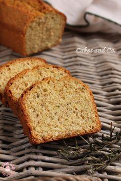 Cakes Lab Test&Taste: Cake al rosmarino