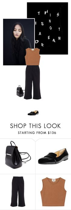 """Run, run, lost boy."" by bestdressx ❤ liked on Polyvore featuring N°21, Raoul and Samuji"
