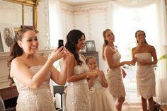 Photography: Rebecca Arthurs - rebeccaarthursblog.com/linden-place-wedding-meredith-kenny/  Read More: http://www.stylemepretty.com/2014/10/29/elegant-summer-wedding-at-linden-place/