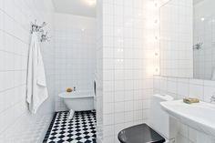 Fint badrum