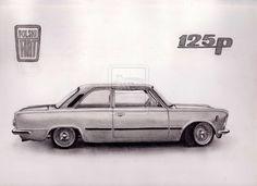 Fiat 125p coupe