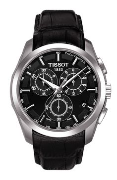 Reloj Cro Tissot Couturier T0356171605100