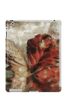 """Autumn leaf"" iPad Cases & Skins by floraaplus 