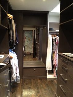 Dressing Room Closet, his side, Monaco Tfisa