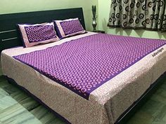Handcrafted Rajasthani Print 100% Cotton Double Bed Sheet... http://www.amazon.in/dp/B01MY0JF1V/ref=cm_sw_r_pi_dp_x_fILxyb0WYWRK5