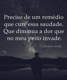 #OQueTemosPraHojeESaudade #Cristiano Araújo