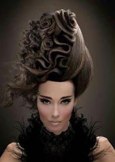 Los peinados de fantasia para alucinar a todo el mundo | Los Peinados