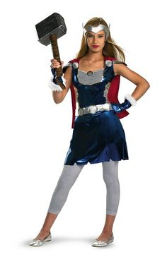 Be The Mighty Thor For Halloween   Best Halloween Costumes & Decor