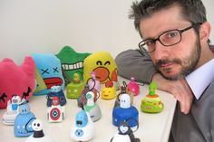 Federico Mariani: Illustrator and Toy Designer, via the Official Pinterest Blog