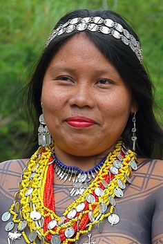 Panama - Chagres Park - Embera